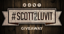 GIVEAWAY: Win a Scott Product Every Day #SCOTT2LUVIT