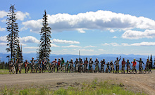 Base Mountain Bike Camp at Silver Star – 2014