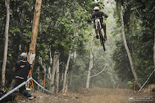 Practice - Cairns DH World Cup 2