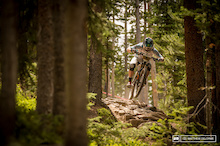 Turquoise Domination Revisited - Enduro World Series, Round 5 - Winter Park