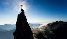 Video: Danny MacAskill on the Edge of Cliffs