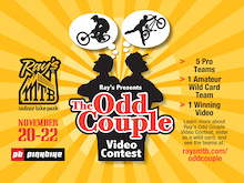2014 Odd Couple Team #1