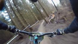 EWS Official Video: Tweedlove Track Ride, Round 3, Scotland