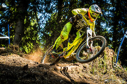 Live Timing and Results: World Cup DH Lenzerheide - Qualifications