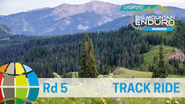 Official Video: Flower Power on 403 - EWS Crested Butte, Track Ride