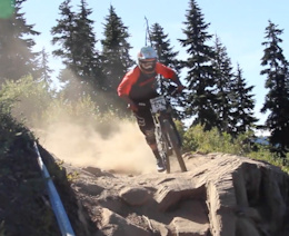 Video: Qualifying at Steven's Pass NWCup