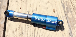 BREW Nitro Shox - Sea Otter 2016