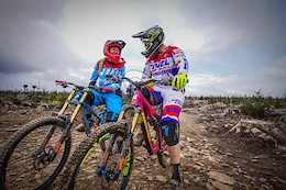 27.5 vs 29er vs 27.5+ with Peaty, Warner, T-Mo and Friends - Video