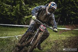 Les Gets Sideways, Downhill Qualifying - Crankworx Les Gets 2016