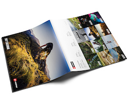 2017 Pinkbike Calendar - Less Than 100 Left