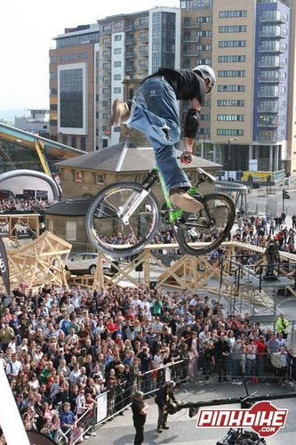 Tail-whip Drop Newcastle