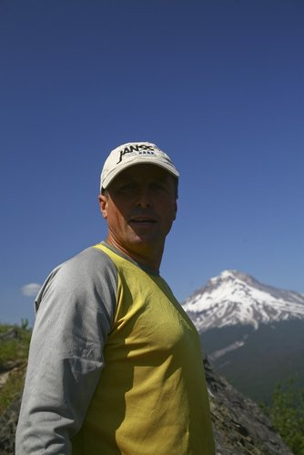Legend Speed Skiing Champion and NW MTB Bike Pioneer, Visionary Petr Kakes of Mt Hood Ski Bowl.