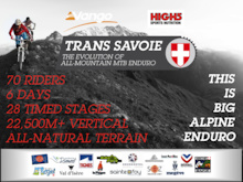 Trans-Savoie - Overall Results and Videos