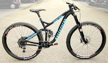 2014 Niner WFO 9: 150-Millimeter-Travel AM/Enduro Shredder