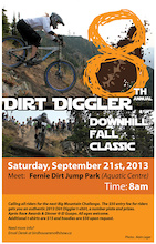 Dirt Diggler Fall Classic