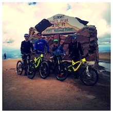 User Experience: Pikes Peak Barr Trail