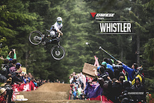 Video: Dainese Riders at Crankworx Whistler