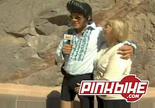 Elvis at Interbike 2006 Video
