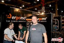 Interbike 2006 Ergomo Winner