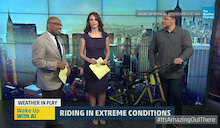 Video: Kyle Strait On The Weather Channel