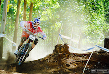 Qualifying Highlights: Pietermaritzburg DH World Cup #1