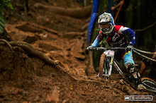Hannah Report - Hometown World Cup DH Racing