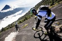 Mountain Biking Guatemala With Fabien Barel