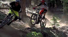 Video: Trail Bombing With Voreis and McCaul