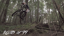 Video: Justin Wyper Wreaks Havoc in Squamish