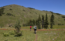Sun Peaks Bike Park - Altitude Alpine XC Trail Update