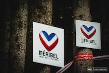 Video: Meribel Madness - DH Highlights