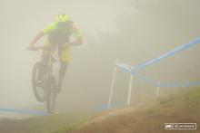 It's All a Fog - Beech Mtn Race 2
