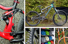 More Bikes and Oddities from the Eurobike Outdoor Demo 2014