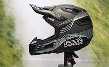 Leatt DBX Carbon Helmet - Eurobike 2014