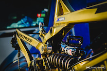 Custom World Champs Bikes and Gear