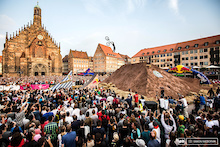 Photo Epic: Red Bull District Ride - Day One