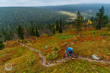 User Experience: Mountain Biking in Lapland
