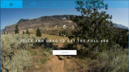 Shimano XTR 360 Experience - Ride Down a Trail From 8 Different Perspectives
