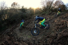 Video: New Year Riding in East Sussex