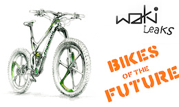 WAKi-bikes of the Future: CannonRail Jeronimo 2020