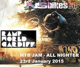 MTB Jam Night: Rampworld Cardiff
