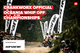 Spank People's Choice Award - Official Whip-Off Championships Crankworx 2015