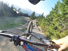 Take an Egotrip Through the Whistler Bike Park
