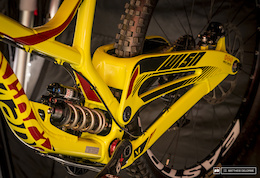Prototype Devinci and Radon Bikes, New Lapierre Colours, and Trick FOX Springs - Lourdes World Cup