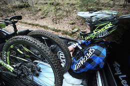 Video: Forest Crew - Breuil's Trails with William Robert