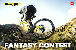 Enduro World Series Round 2 Fantasy Contest - Win a GT Sanction