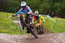 Video: Course Check iXS European Downhill Cup, Kranjska Gora