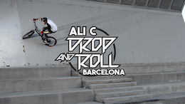 Video: Ali Clarkson in Barcelona