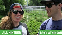 Video: Jill and Bryn Walk the Pro GRT Course