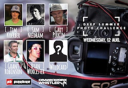 2015 Crankworx Wildcard Winner Announced